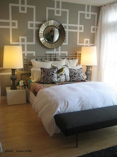 Best Bedroom Accent Wall Design Ideas With Pictures