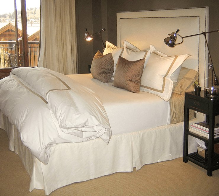 Best Taupe Bedroom Contemporary Bedroom Ashley Goforth Design With Pictures