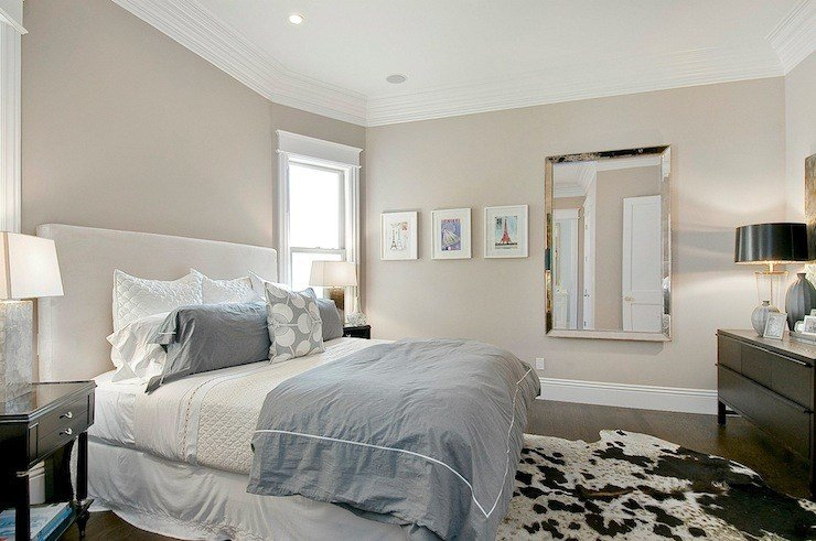 Best Greige Paint Colors Transitional Bedroom Benjamin Moore Grege Avenue Cardea Building Co With Pictures