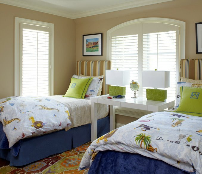 Best Beige And Blue Boys Bedroom Contemporary Boy S Room Plum Interiors By Kartra Designs With Pictures