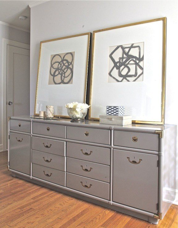 Best Gray Dresser Contemporary Bedroom Benjamin Moore With Pictures