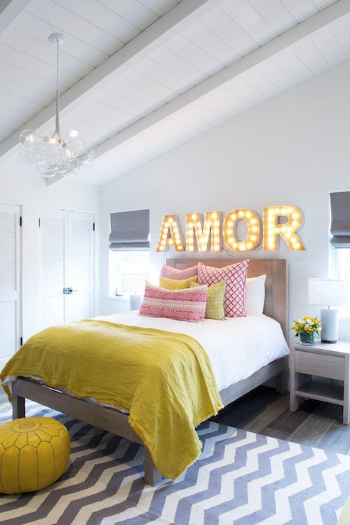 Best Bedrooms Vertical Wall Letters Design Ideas With Pictures
