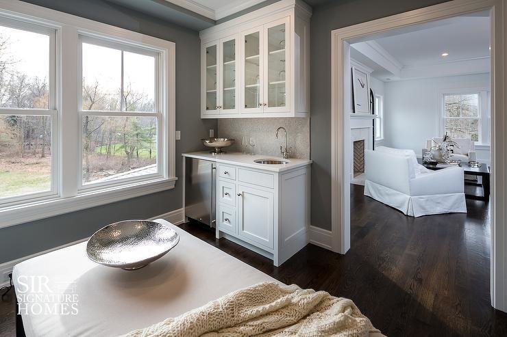 Best Master Bedroom With Wet Bar Transitional Bedroom With Pictures