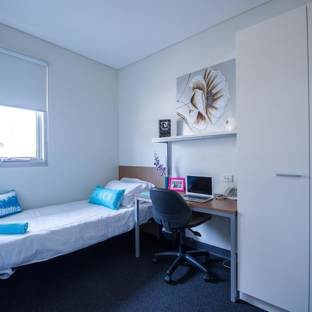 Best 1 2 Bedroom Apartments For Rent Unilodge Metro Adelaide With Pictures