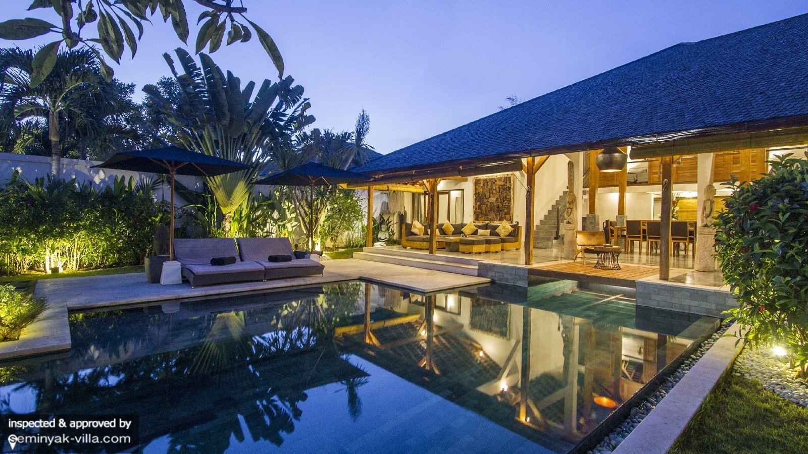 Best Rent Villa Hitu In Seminyak 5 Bedrooms With Pictures