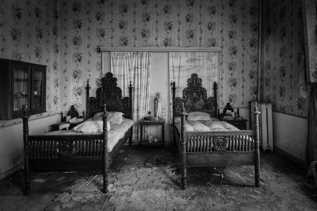Best Old Fashioned Bedroom Kiekmal Flickr With Pictures