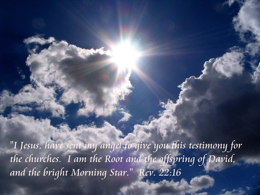 Best Bright Morning Star This Is My Testimony That Inspired With Pictures