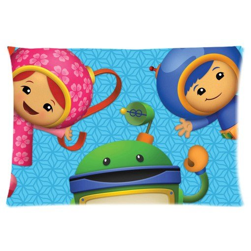 Best Team Umizoomi Pillow Case Cover With Pictures