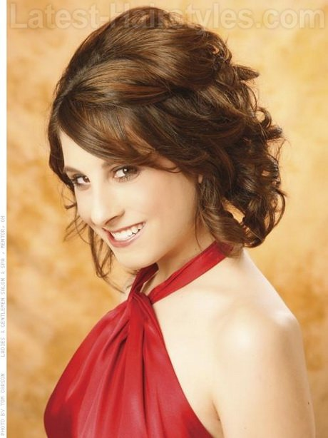 Free Dance Hairstyles For Short Hair Wallpaper