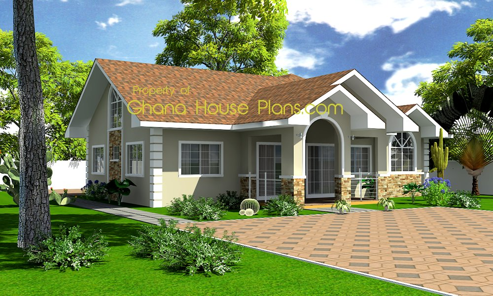 Best Small Cottage Plans Designed For A Growing Family In Africa With Pictures