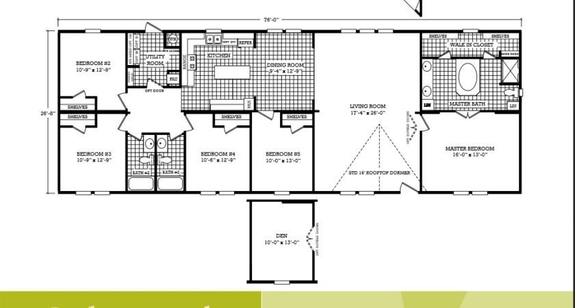 Best Top 21 Photos Ideas For 5 Bedroom 3 Bath Mobile Home Floor With Pictures