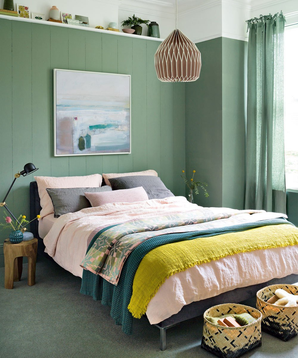 Best Small Bedroom Ideas – How To Decorate A Small Bedroom – Small Bedroom Design With Pictures