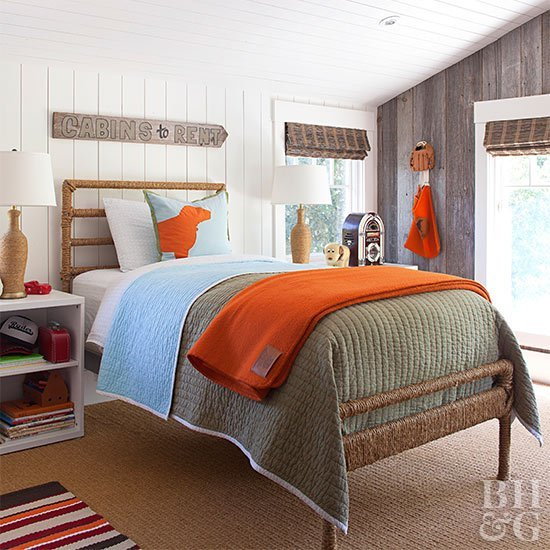 Best Bedrooms Just For Boys Better Homes Gardens With Pictures