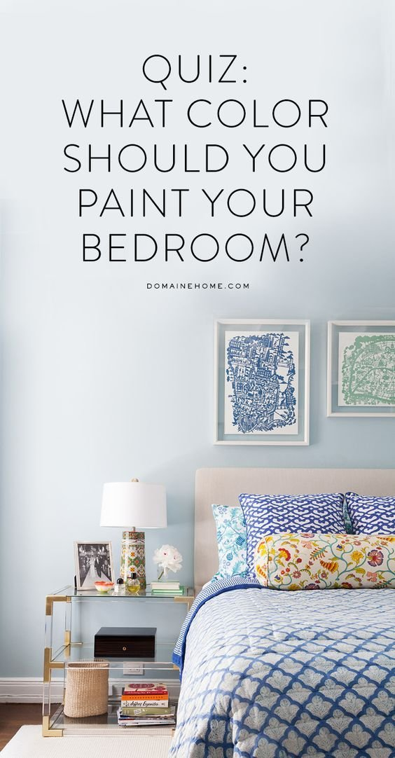 Best Quiz What Color Should You Paint Your Bedroom Guest Rooms To Find Out And Hue With Pictures