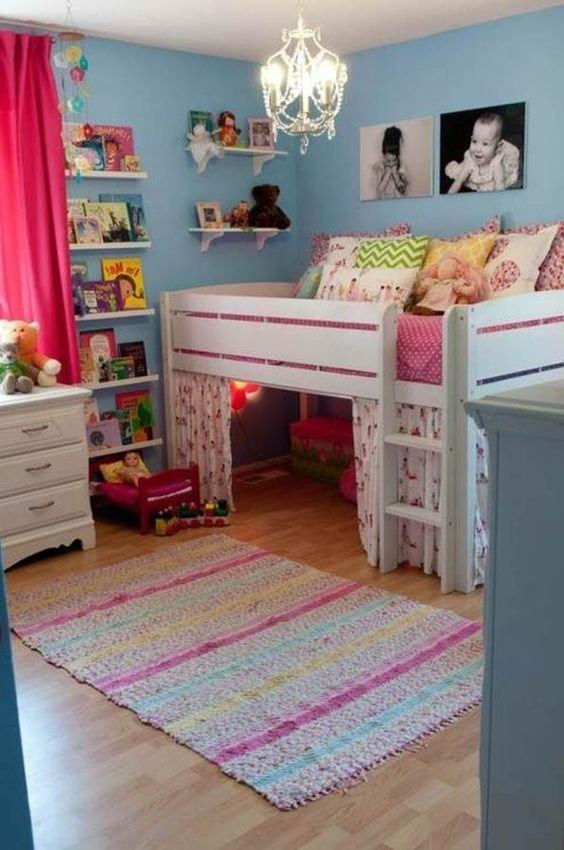 Best The Lovely Toddler Girl Bedroom Ideas Better Home And Garden Pictures Pinterest Gardens With Pictures