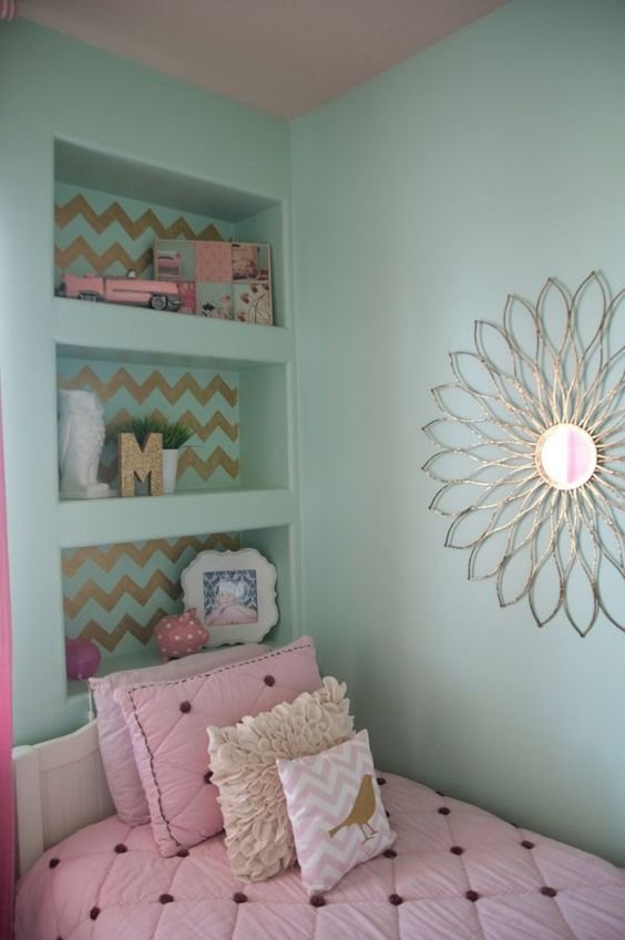 Best Pink Bedrooms Teal And Gold Bedroom On Pinterest With Pictures