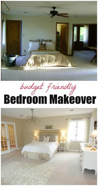 Best Budget Bedroom Bedroom Makeovers And Budget On Pinterest With Pictures