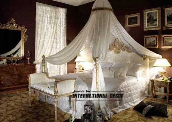 Best White 4 Poster Bed Canopy Four Poster Bed Canopy Canopy With Pictures