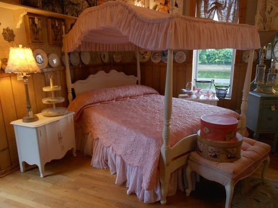 Best Vintage French Provincial Bedroom Suite Repurposed With With Pictures