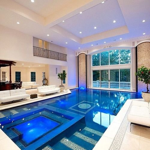 Best Extravagantlifeinc Indoor Pool Inside A Mansion Located Near New York City New York Luxury With Pictures