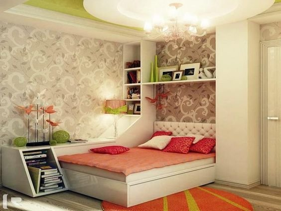 Best Breathtaking Diy Ideas For Teenage Girl Bedrooms With With Pictures