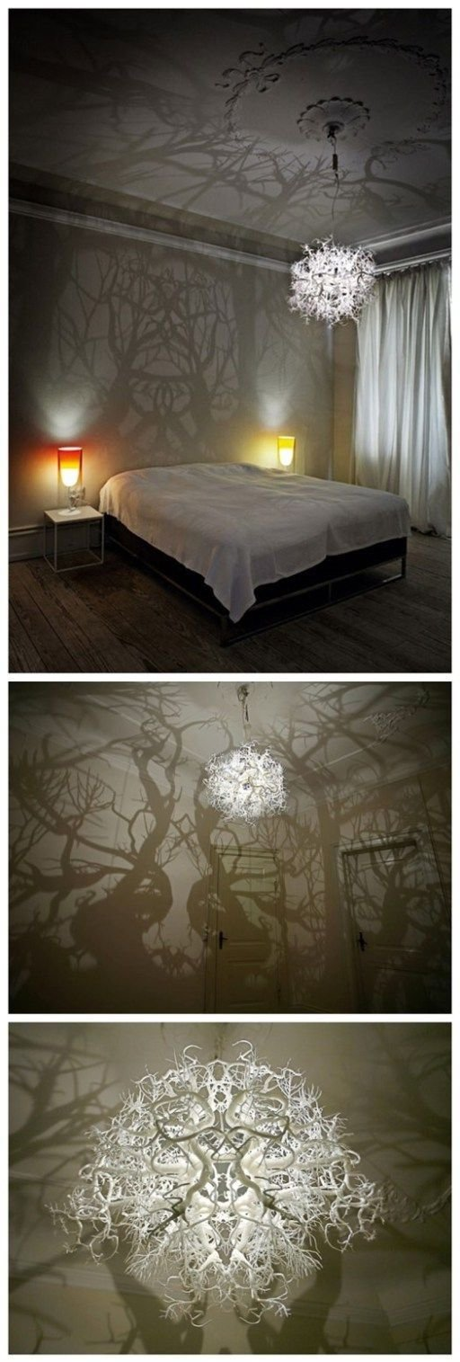Best How To Make Forest Inspired Diy Tree Branch Shadow With Pictures