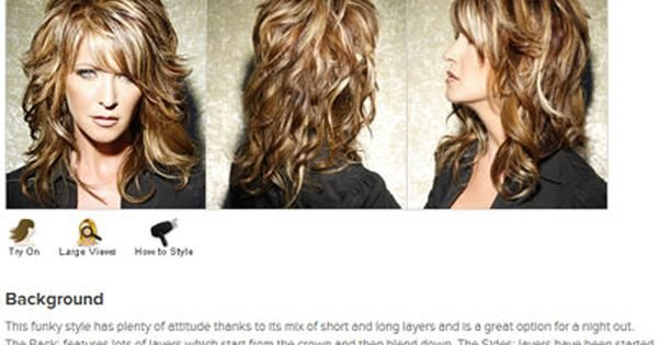 Free Before And After Hair Makeovers Over 50 Choose From Wallpaper