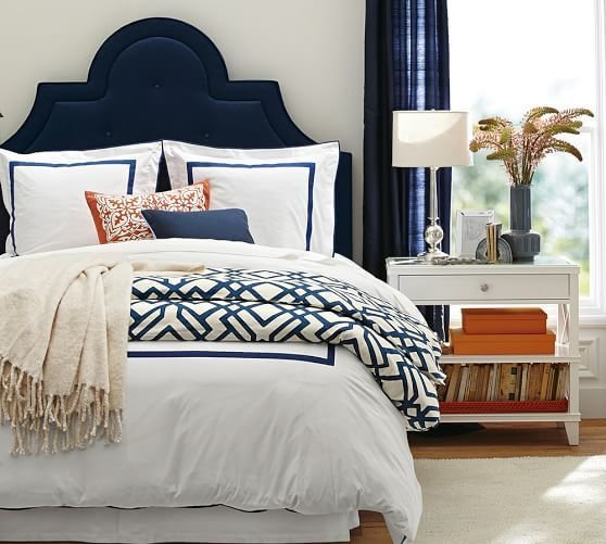 Best 25 Navy Orange Bedroom Ideas On Pinterest Blue With Pictures