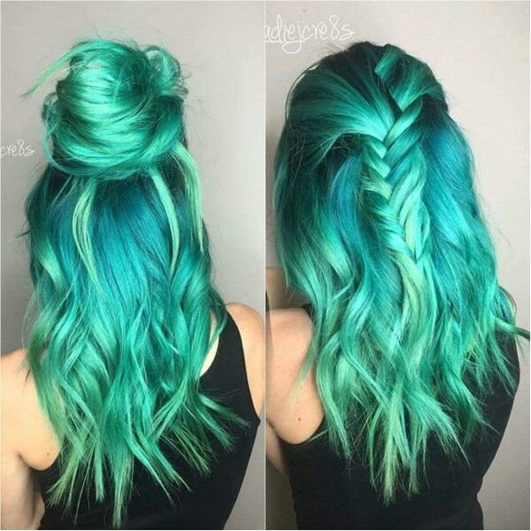 Free 25 Best Ideas About Teal Hair Color On Pinterest Wallpaper