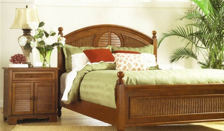 Best 1000 Images About Tropical Rattan And Wicker Bedroom Furniture On Pinterest With Pictures