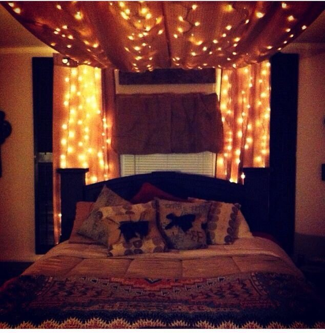 Best 1000 Images About Bedroom Fairy Lights On Pinterest With Pictures