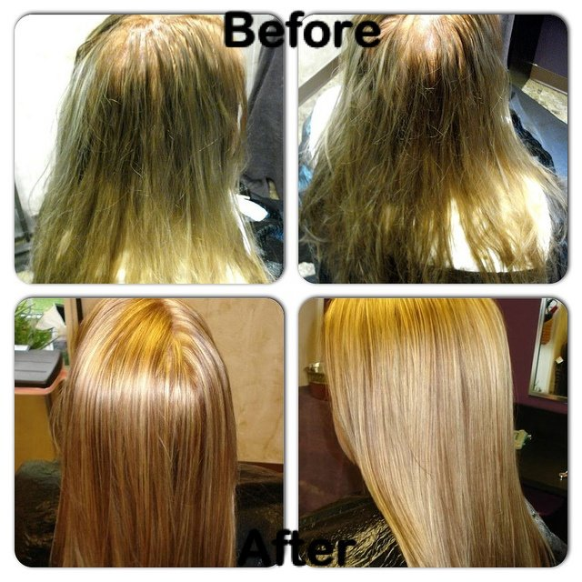 Free Kenra Color Rescue 8Aa 30Vol Roots Pulled Through 8N Wallpaper