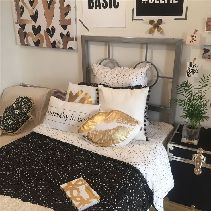 Best Black Gold Dormify Com Mydormifystyle Pinterest With Pictures