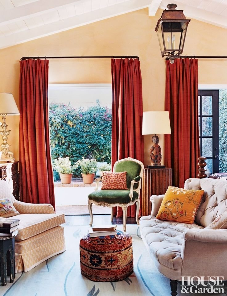 Best 17 Best Ideas About Red Curtains On Pinterest Red With Pictures