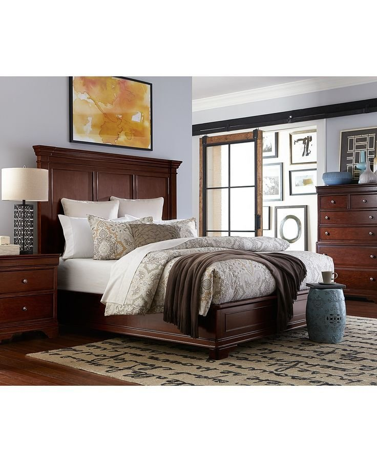 Best Bond Street Bedroom Collection Furniture Macy S Macys Furniture Pinterest Shops With Pictures
