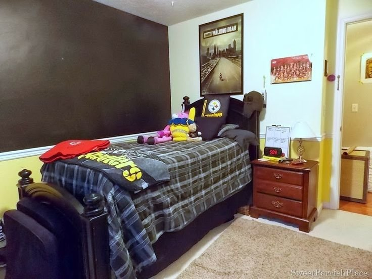 Best My 13 Year Olds Son S Bedroom Diy Home Decor Ideas With Pictures