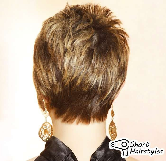Free Short Hairstyles Front Back Views Short Hairstyles Wallpaper