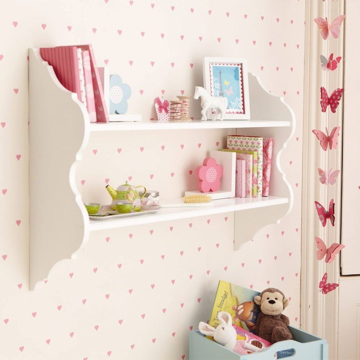 Best Alice Wall Shelves This Is Really Pretty And Very With Pictures