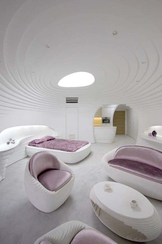Best 176 Best Futuristic Bedrooms Images On Pinterest With Pictures