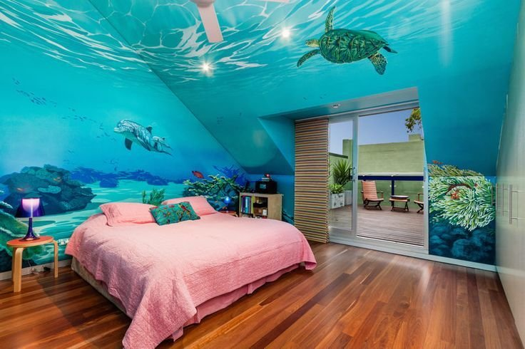 Best 25 Underwater Bedroom Ideas On Pinterest Mermaid With Pictures