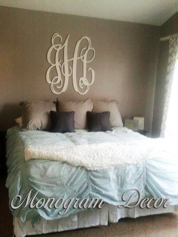 Best Bedrooms Cas And Monogram Wall Letters On Pinterest With Pictures