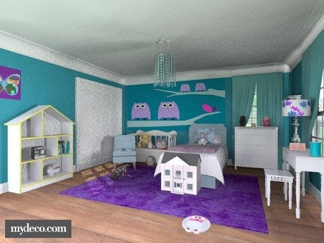 Best 3 Year Old Girl Rooms Little Girl S Owl Room 5 Likes Alleypea Created 3 Years Ago Remix With Pictures