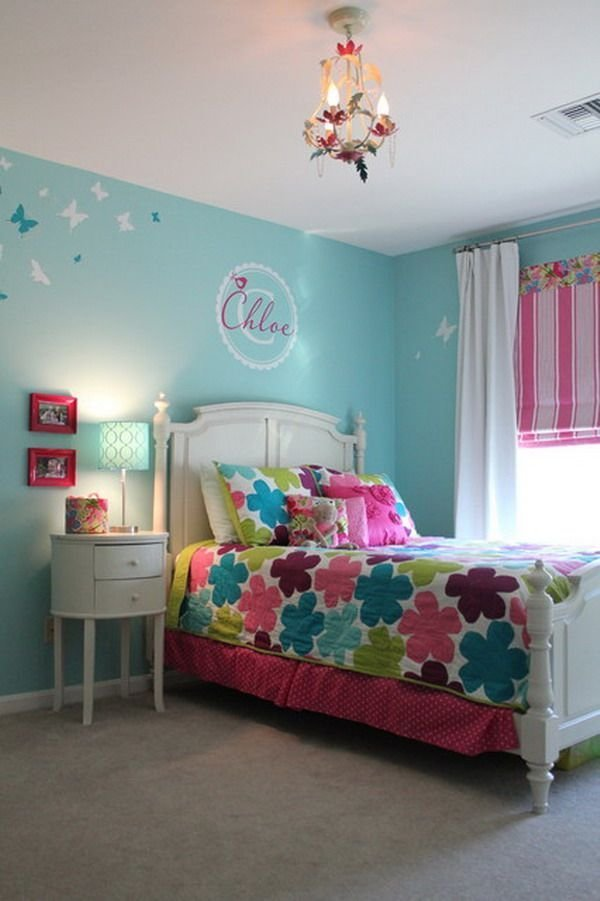 Best Girl Bedroom Color Schemes Blue Girls Bedroom Color Scheme Girls Bedroom Color Schemes With Pictures
