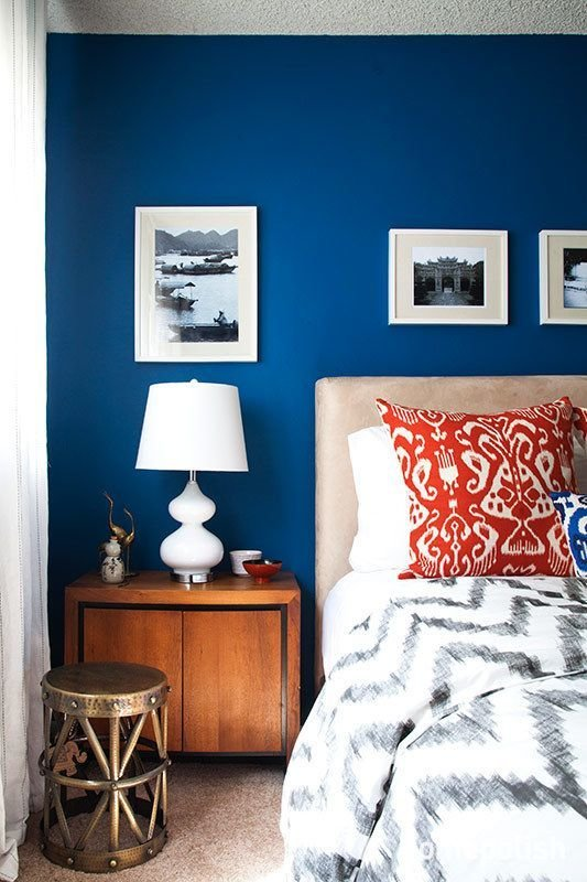 Best 17 Best Ideas About Blue Accent Walls On Pinterest Blue With Pictures