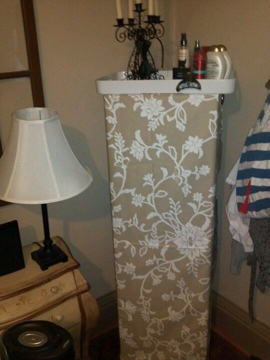 Best Such A Cute Way To Cover A Gun Safe In The Bedroom For With Pictures