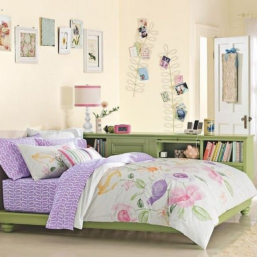 Best T**N Bedroom Girls Idea Space Saver Design Decor Green With Pictures