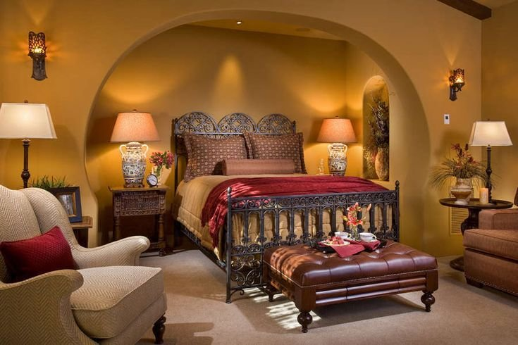 Best Master Bedroom Spanish Colonial My Style Pinterest With Pictures