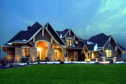 Best Craftsman Style House Plans 3651 Square Foot Home 2 With Pictures