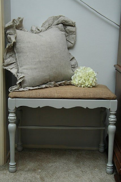 Best 17 Best Images About Burlap Bench On Pinterest Words With Pictures