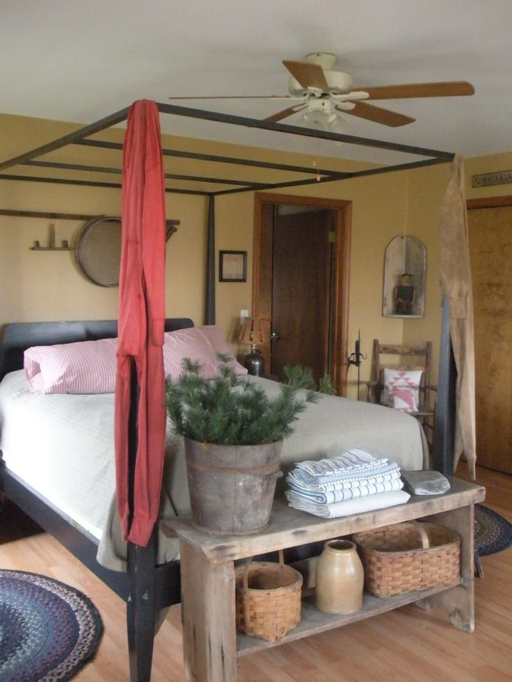Best 1000 Images About Primitive Bedroom On Pinterest With Pictures